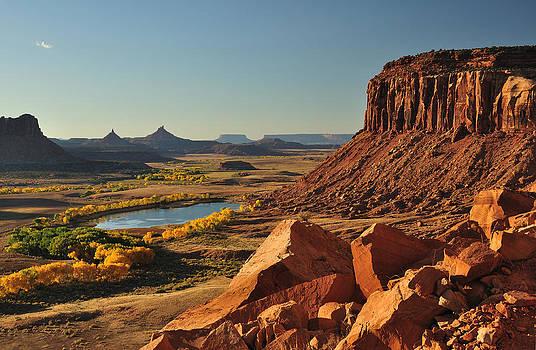 Indian Creek by Adam Paashaus