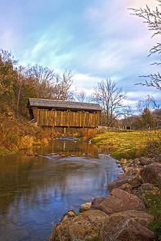 Regina  Williams  - Indian Creek Covered Bridge