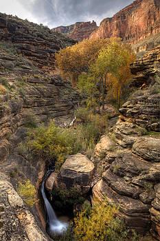 Indian Creek by Kiril Kirkov