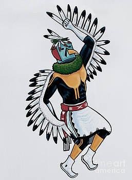 Mae Wertz - Indian Dance Five