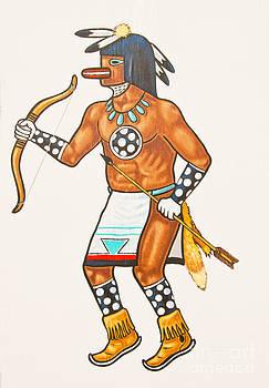 Mae Wertz - Indian dance