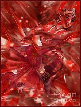 Indian Dance by Parag Chitnis