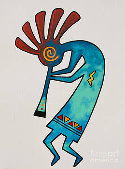 Mae Wertz - Indian Dance Two