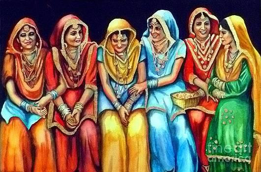 Indian Jewels by Gail Zavala