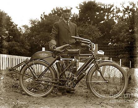 California Views Mr Pat Hathaway Archives - Indian Camelback Motorcycle circa 1908