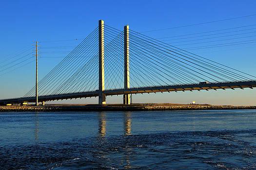 Bill Swartwout Fine Art Photography - Indian River Bridge Morning Light