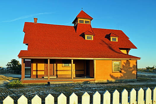 Bill Swartwout Fine Art Photography - Indian River Lifesaving Station Museum