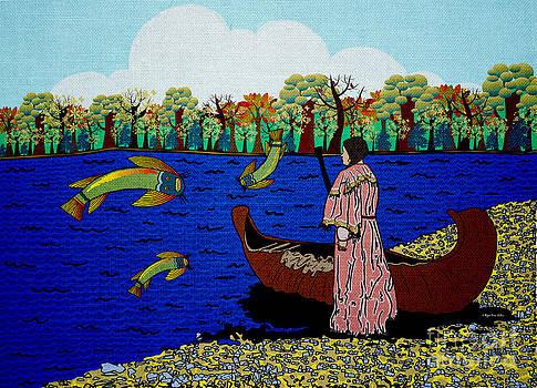 Indian River by Megan Dirsa-DuBois