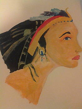 Lee Farley - Indian watercolor