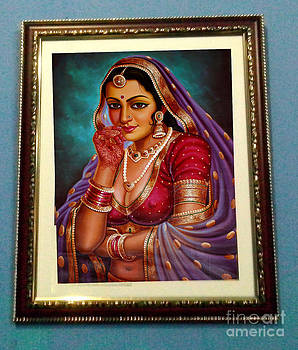 indian  Woman   by Photostore Cochin