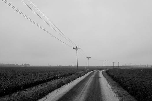 Indiana Backroad  by Off The Beaten Path Photography - Andrew Alexander