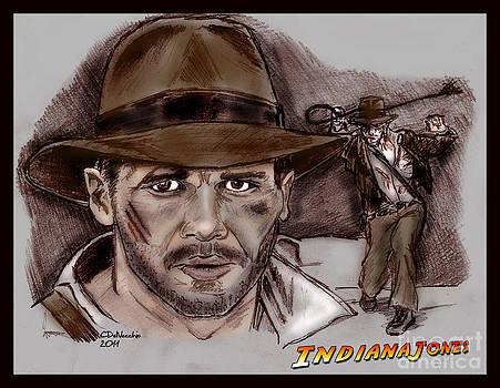 Chris  DelVecchio - Indiana Jones
