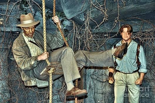 Andrea Kollo - Indiana Jones Meets the Mummy