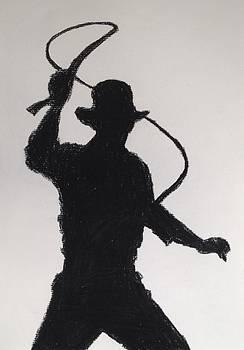 Indiana Jones by Peter Virgancz