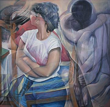 Indifference by Jorge Cardenas