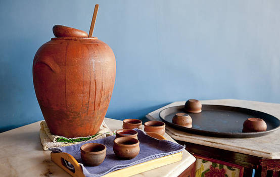 Kantilal Patel - Indigenous craft Terracotta