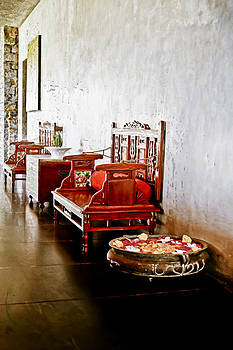 Kantilal Patel - Indigenous Seating Style India