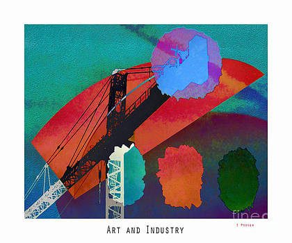 Industrial Arts by Iris Posner