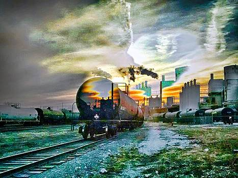 Industrial Randomness by Dustin Soph