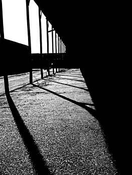 Industrial Shadow  by Michael  Siers