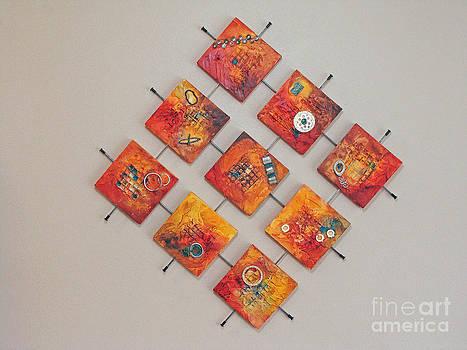 Phyllis Howard - Industrialized Squares