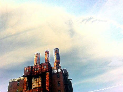 Industry by Michael Gavlick