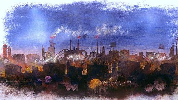Industry Prevails by William Renzulli