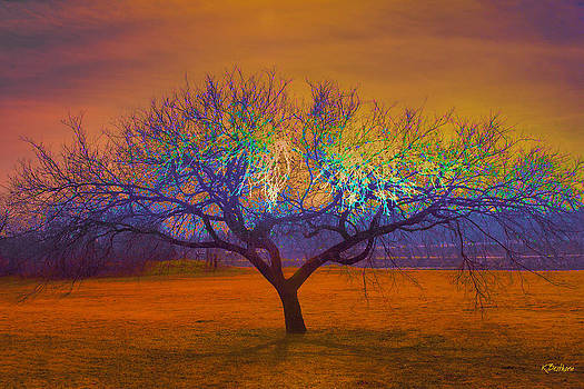 Ineffable Tree by Kat Besthorn