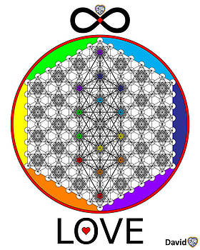 Infinite Love by David Diamondheart