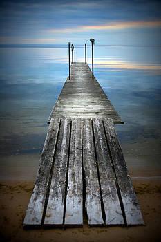 Infinity Dock by Sarah Yost