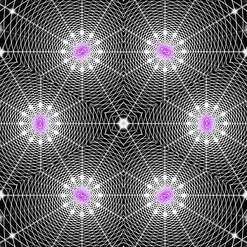 Infinity Grid Six by Derek Gedney