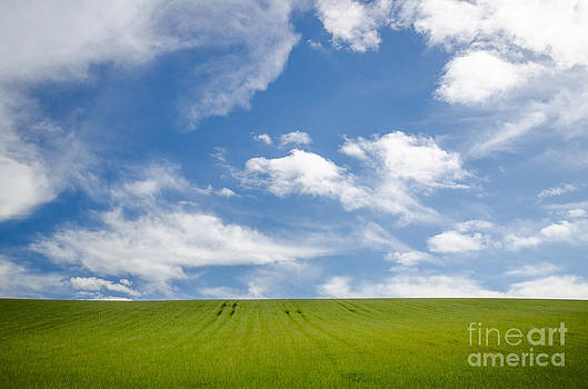 Infinity landscape by OUAP Photography