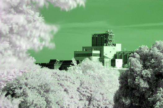 Infrared by Arnold Nagadowski