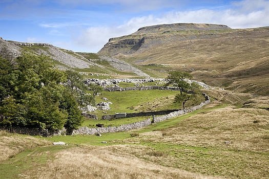 Ingleborough North Yorkshire by Paula Connelly