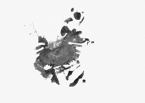 Ink spot by Vladas Orzekauskas