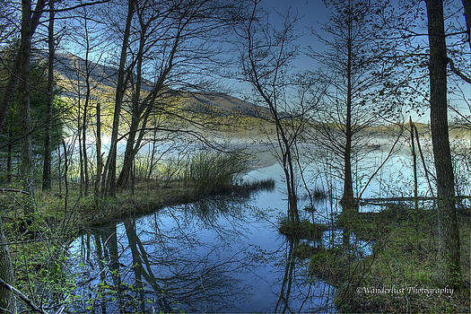 Inland Reflections by Paul Herrmann