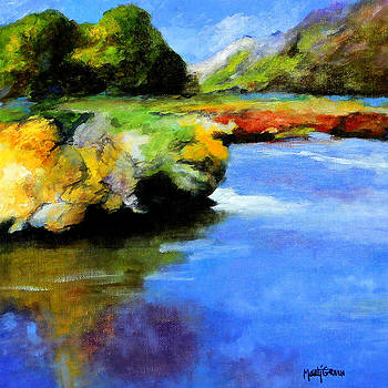 Inlet by Marti Green