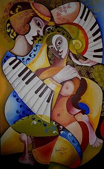 Inlove With Music by Burduja Olesea
