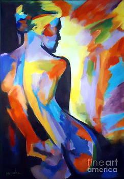 Inner arsonist by Helena Wierzbicki