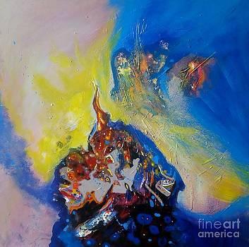 inner light II by Sanjay Punekar