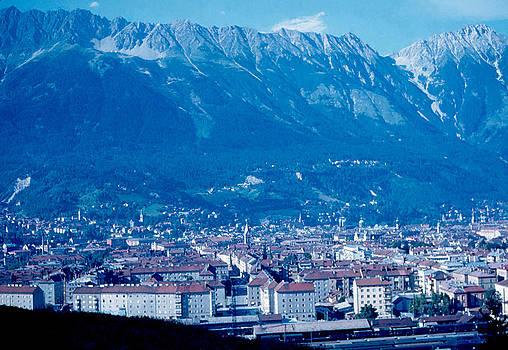 Innsbruck Austria 2 1963 by Cumberland Warden