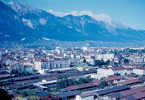 Innsbruck Austria 3 1963 by Cumberland Warden