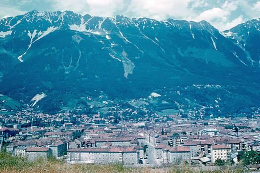 Innsbruck Austria 6 1962 by Cumberland Warden