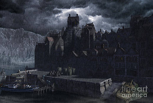 Innsmouth by Russell Smeaton