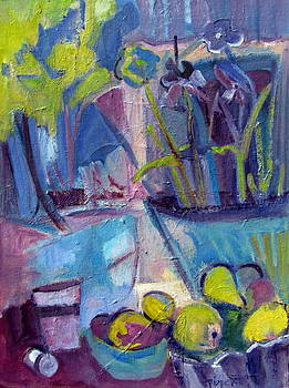 Betty Pieper - Inside and Outside Abstract Expressionism