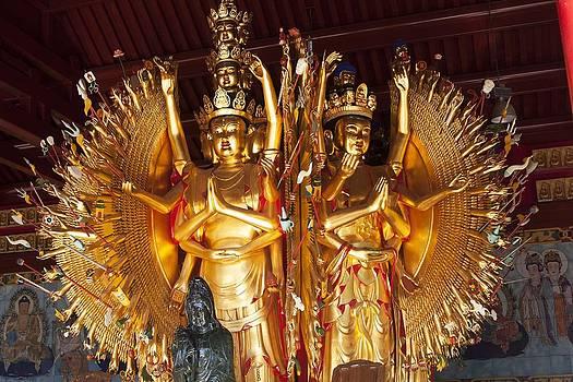 Veronica Vandenburg - Inside Buddhist Temple