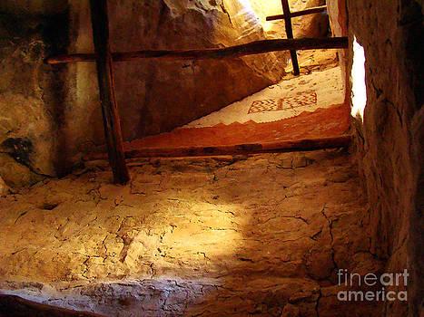 Inside Cave Dwelling by Eva Kato