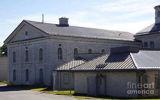 Elaine Mikkelstrup - Inside Kingston Penitentiary