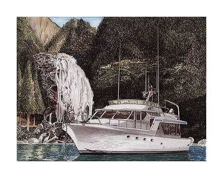 Jack Pumphrey - Chatterbox Falls safe anchorage