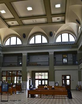 Allen Sheffield - Inside Union Station